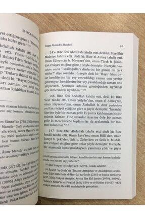Neda Yayınları El-irca (kitabul Iman), Ahmed B. Hanbel, 14x21 Cm. Neda Yay 1