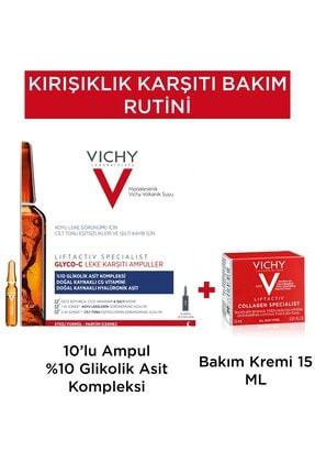 Vichy Kırışıklık Karşıtı Bakım Rutini Nemlendirici Hediye 8681689317751 0
