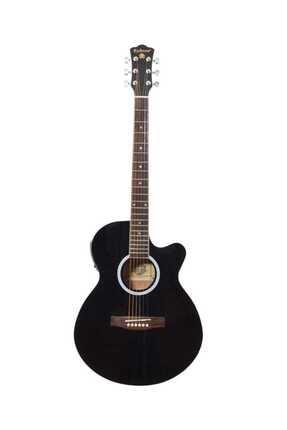 Esster Extreme Akustik Sahne Gitarı - Xac45eq4bk 0