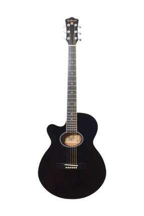 Extreme Gitar Akustik Solak Sahne Gitarı (xaclh45eq4bk) 0
