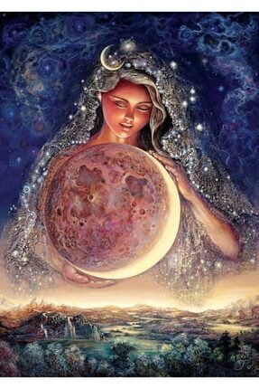 Art Puzzle Ay Tanrıçası Klasik 1000 Parça Puzzle5197 1