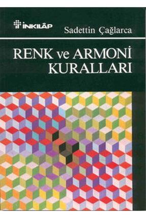 İnkılap Kitabevi Renk Ve Armoni Kuralları 0