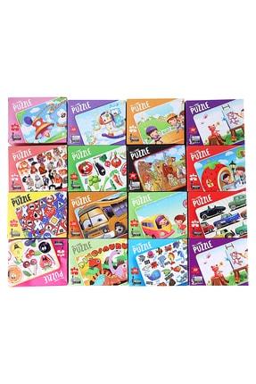 Polo Air Çocuk Kol Saati Ve Eğitici 30 Parça Mini Puzzle Hediyesi Ile Birlikte Ck-0019c8 3