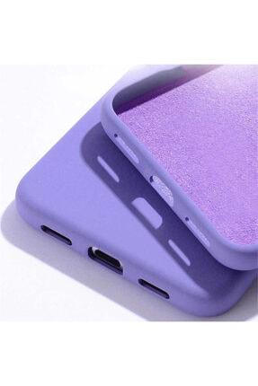 Cekuonline Iphone Se 2020 Logolu Lansman Kılıf Altı Kapalı Iç Kısmı Kadife - Sarı 3