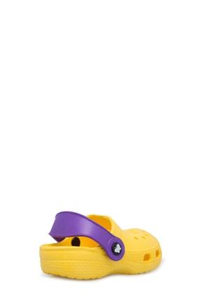 Akınalbella Unisex Çocuk Sarı Sandalet E012000b 2