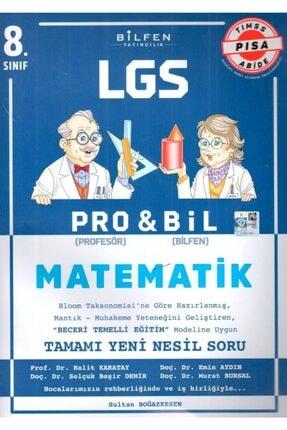 Bilfen Yayınları Bilfen Yayınları 8. Sınıf Lgs Matematik Probil Soru Bankası 0