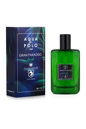 Aqua Di Polo Aynı Butikte 2. Ürün 1 TL Gran Paradiso Jungle Edp 50 ml Erkek Parfümü 8682367012784 2