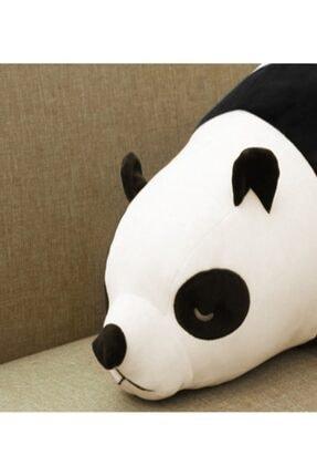 Halley Peluş Oyuncak Halley Pof 110 Cm Sevimli Panda Yastık 2