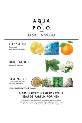 Aqua Di Polo Gran Paradiso Edp 50 ml Erkek Parfümü 5161010058711 2
