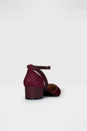 Aldo Kadın  Bordo Topuklu Ayakkabı 2