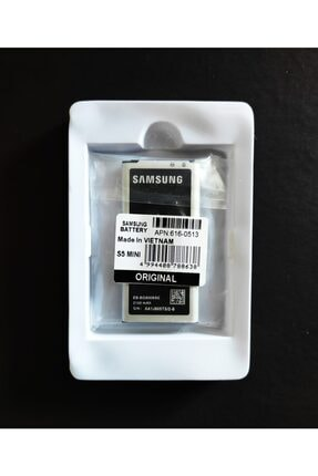 Samsung Galaxy G800 S5 Mini Pil 2100 mah  Orijinal Batarya 1