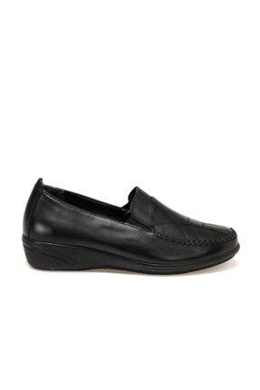 Polaris 103149.Z Siyah Kadın Comfort Ayakkabı 100555180 1