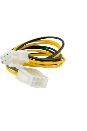 Yeka 8 Pin Işlemci Power Uzatma Kablo 20 Cm 0