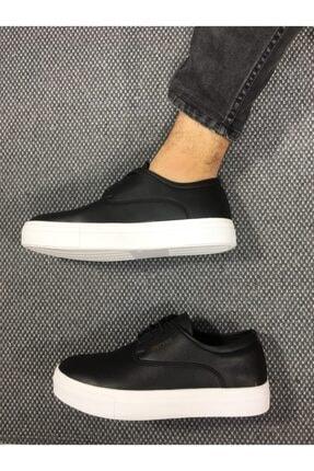 Conteyner Erkek Siyah Spor Sneaker 3