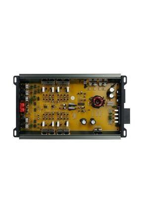 Soundmax Sx-2000.4ab 3000w 4 Kanal Profesyonel Oto Amfi 1