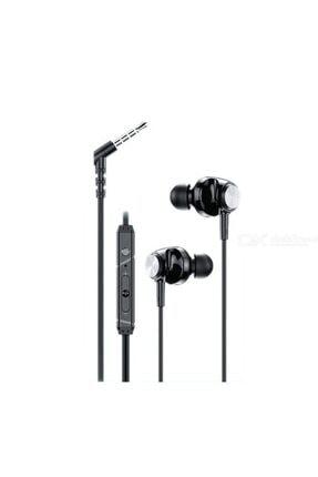 LENOVO Qf310 Kablolu Kulaklık Mikrofonlu Siyah 1