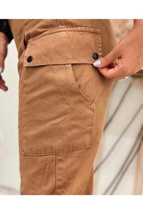 تصویر از Bayan Kargo Cepli Pantolon