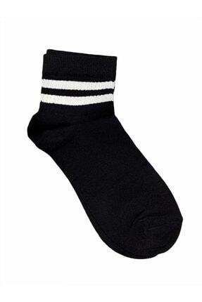 Cansoy 5'li Kadın Spor Çorap 1