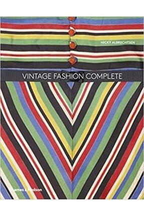 Thames & Hudson Vintage Fashion Complete Hardcover - Kitap 0