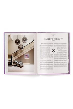 TENEUES Living In Style London Hardcover - Kitap 1