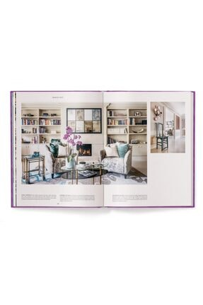 TENEUES Living In Style London Hardcover - Kitap 2