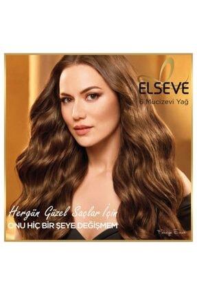 Elseve L'oréal Paris Mucizevi Yağ Saç Güzelleştirici Krem 150 Ml - Kuru Ve Sert Saçlar 3