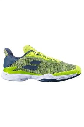 Jet Tere All Court Erkek Tenis Ayakkabısı Neon Sarı resmi