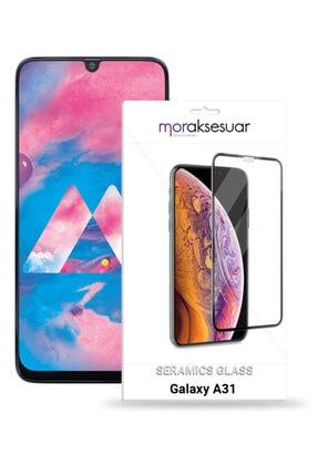 Samsung Galaxy A31 Seramik Ekran Koruyucu Esnek Parlak Cam 0