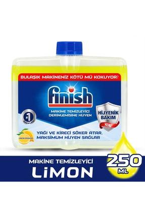 Finish Bulaşık Makinesi Temizleyici Sıvı 250 ml Limon 0