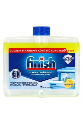 Finish Bulaşık Makinesi Temizleyici Sıvı 250 ml Limon 3