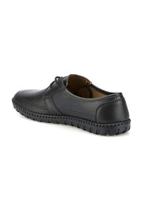 Polaris 102093.M Siyah Erkek Klasik Ayakkabı 100500739 2
