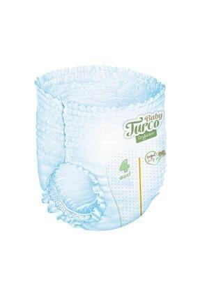 Baby Turco Doğadan Külot Bez 4 Numara Maxi 150 Adet 2