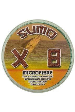 TEKNODOĞA Sumo X8 8 Kat Örgü Ip Misina %100 Pe 150m Olta Misinası 0,18mm 1