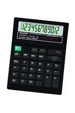 Hasbros Kadıo Hafızalı Hesap Makinesi Büyük Boy (kd-6001c) 0