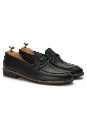 Muggo Erkek Siyah Ayakkabı 2