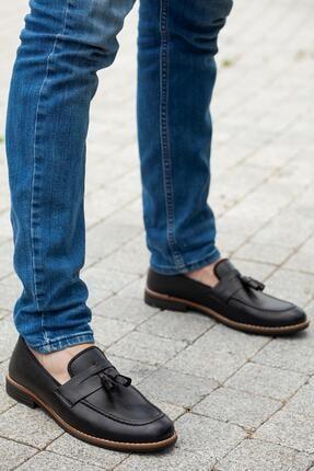 Muggo Erkek Siyah Günlük Ayakkabı 0
