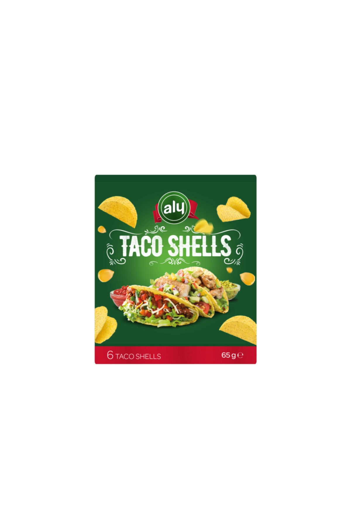 Taco Shells 6'lı Paket 65 gr