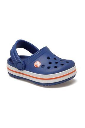 Crocs Unisex Çocuk Lacivert Spor Sandalet 0