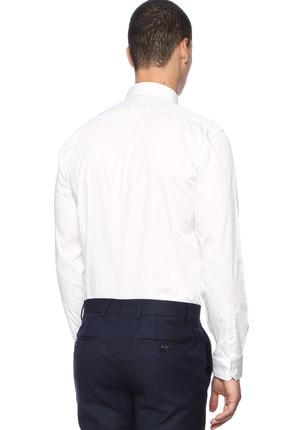 Network Erkek Beyaz Smokin Gömlek 1067462 3