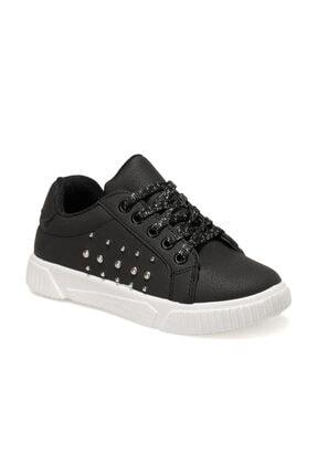 SEVENTEEN TROK Siyah Kız Çocuk Sneaker 100572261 0