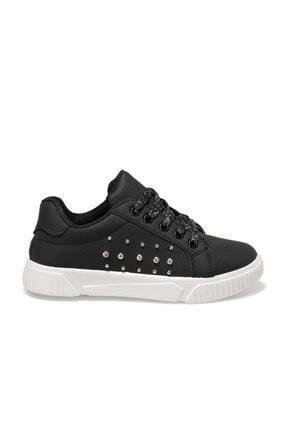 SEVENTEEN TROK Siyah Kız Çocuk Sneaker 100572261 1