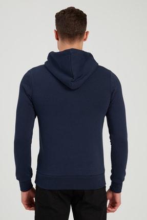 Jack & Jones Kapüşonlu Sweatshirt JCOPONY 12191180 1