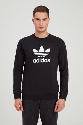 adidas Erkek Spor Sweatshirt - Trf Flc Crew 0