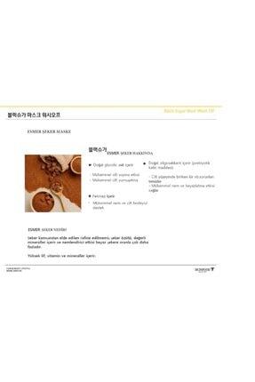Skinfood Black Sugar Çok Kullanımlık Yenileyici Yüz Maskesi 100gr. 3