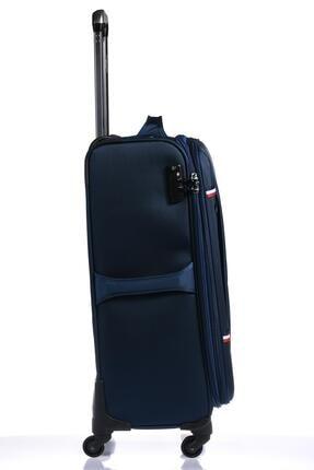 US Polo Assn Plvlz8078-m Lacivert Unısex Orta Boy Valiz 1