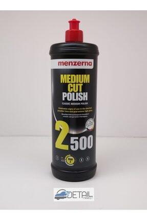 Menzerna 2500 Ince Çizik Giderici Pasta 1 Lt 0