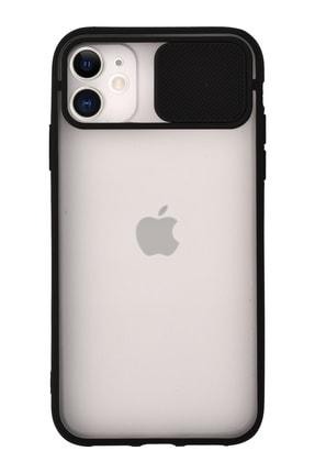 CaseArt Apple Iphone Xs Max Kapak Lensi Açılır Kapanır Kamera Korumalı Silikon Kılıf 1