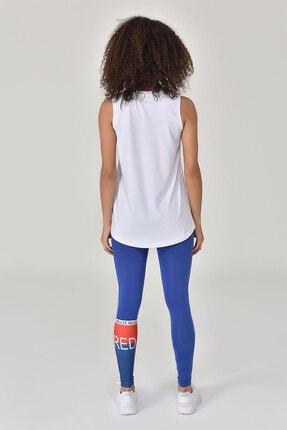 bilcee Beyaz Kadın Atlet  GS-862 1