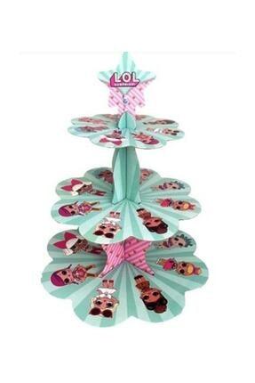 Lol Bebek Cupcake Standı LBKKKSTND
