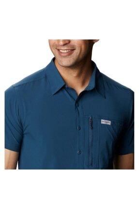 Columbia Triple Canyon Solid Short Sleeve Iı Erkek Kısa Kollu Gömlek Ao0753-348 4
